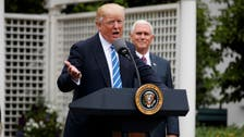 Trump says he had 'nothing to do' with Pence's stay at Trump's Irish resort