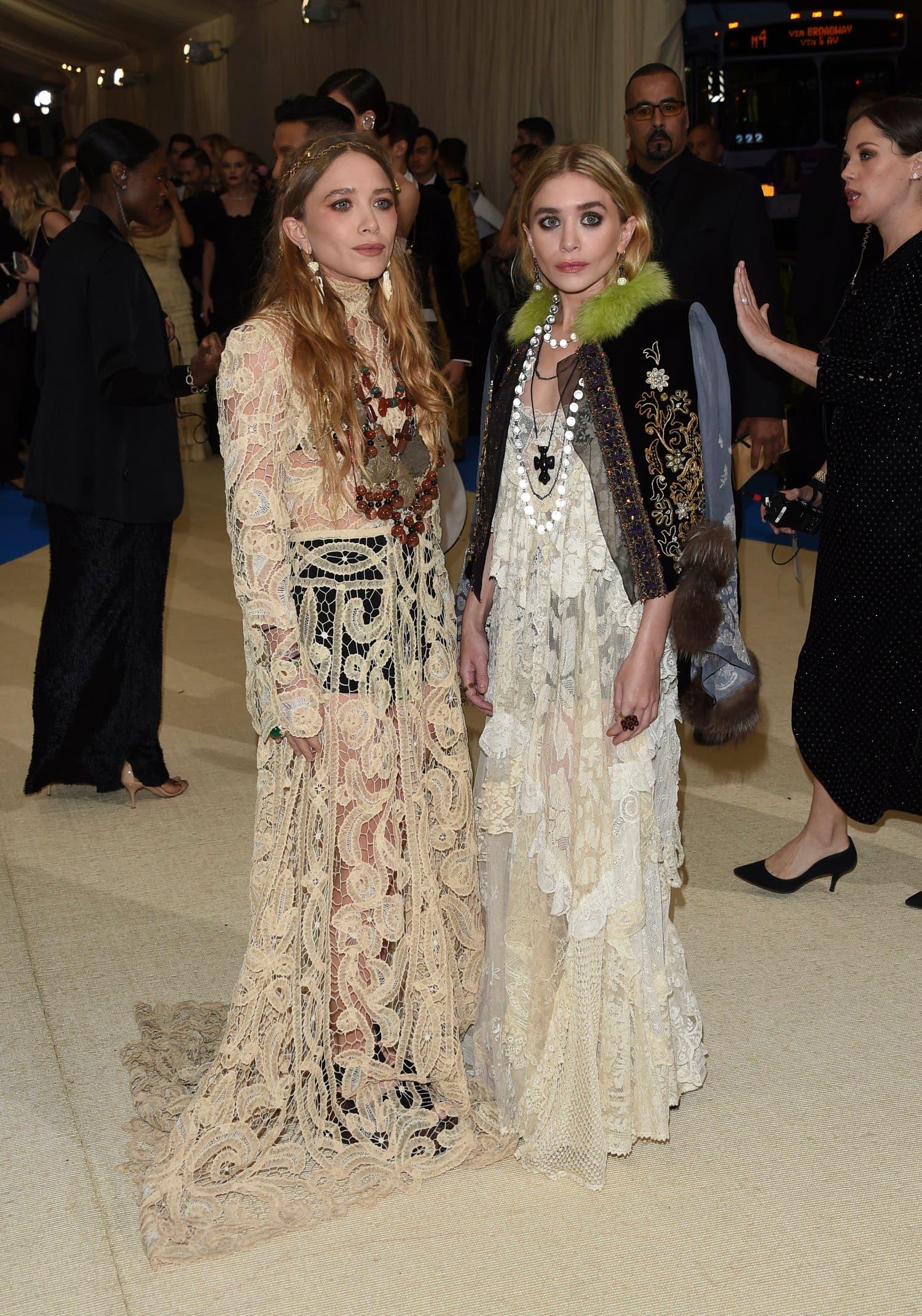 Mary-Kate Olsen and Ashley Olsen (AP)