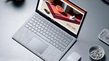 مايكروسوفت تعلن عن نموذج جديد من حاسبها المحمول Surface
