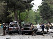 انتحاري داعشي يهاجم قافلة مدرعات أميركية في أفغانستان
