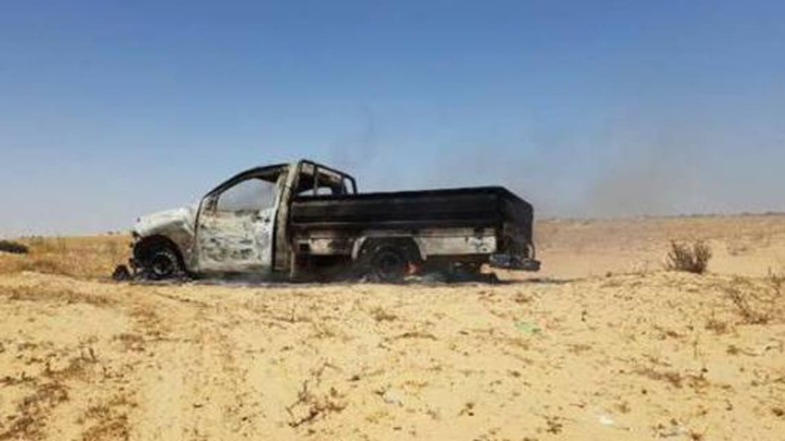 سيناء قبيلة ترابين داعش