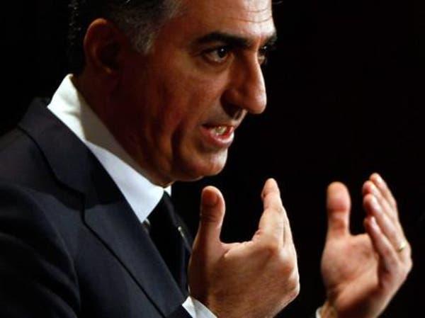 رضا بهلوي يعلق على اغتيال عقل إيران النووي فخري زاده
