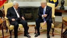 محمود عباس: ترمب سيتوجه قريباً إلى الأراضي الفلسطينية