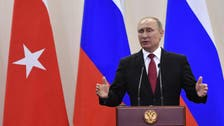 Russia, Turkey agree Syria safe zones must boost truce: Putin