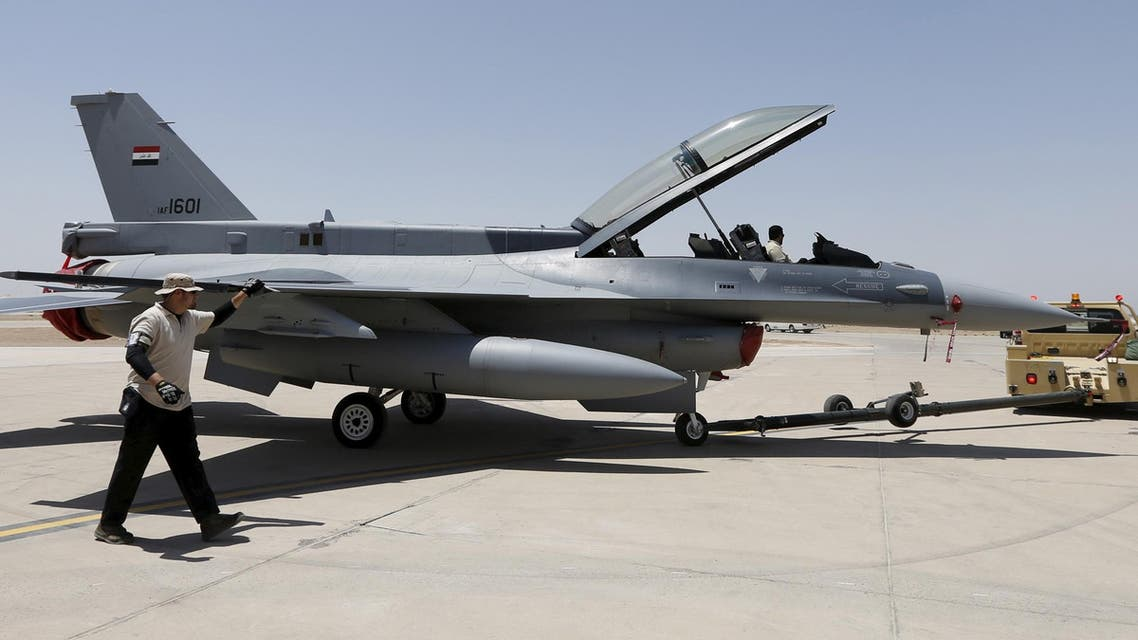 iraq air base reuters