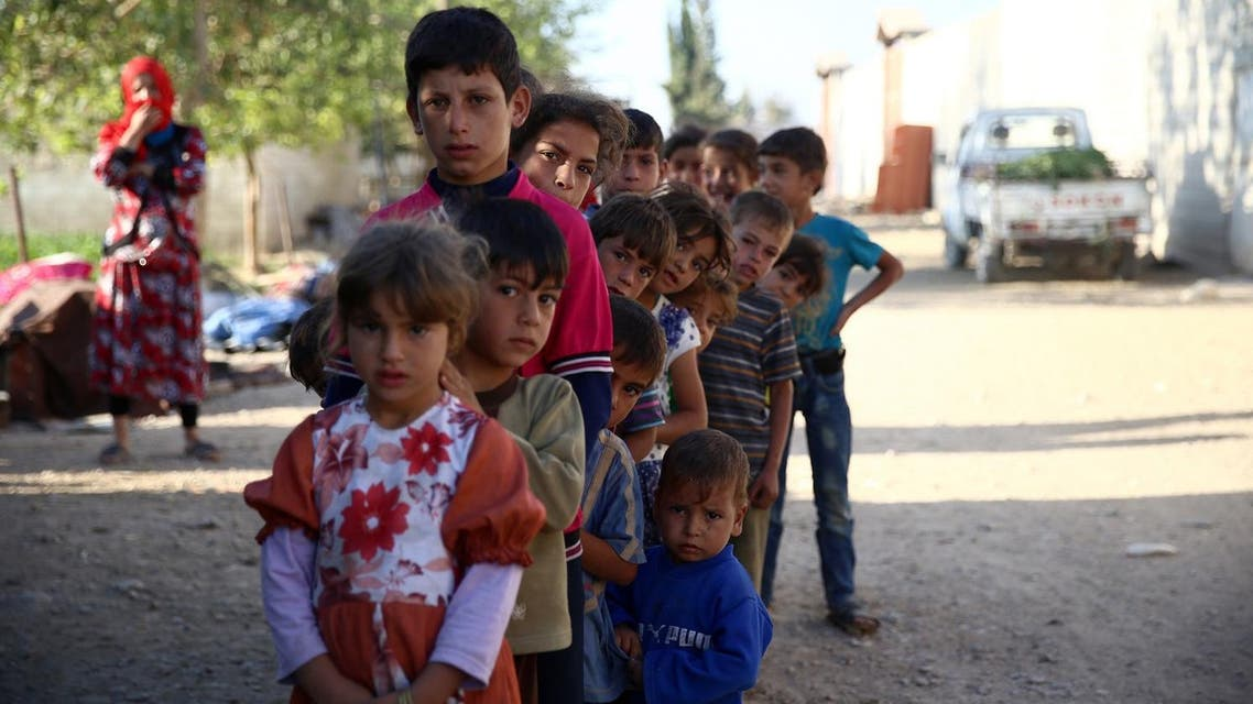 A UN official in Syria said the convoy had entered late at night, carrying food rations, health supplies and other emergency items. (AFP)