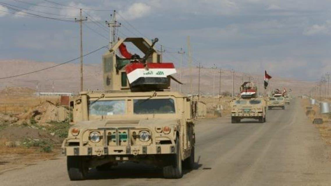 الفرقة المدرعة التاسعة - العراق