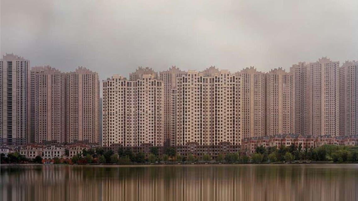 مدن خالية من السكان في الصين