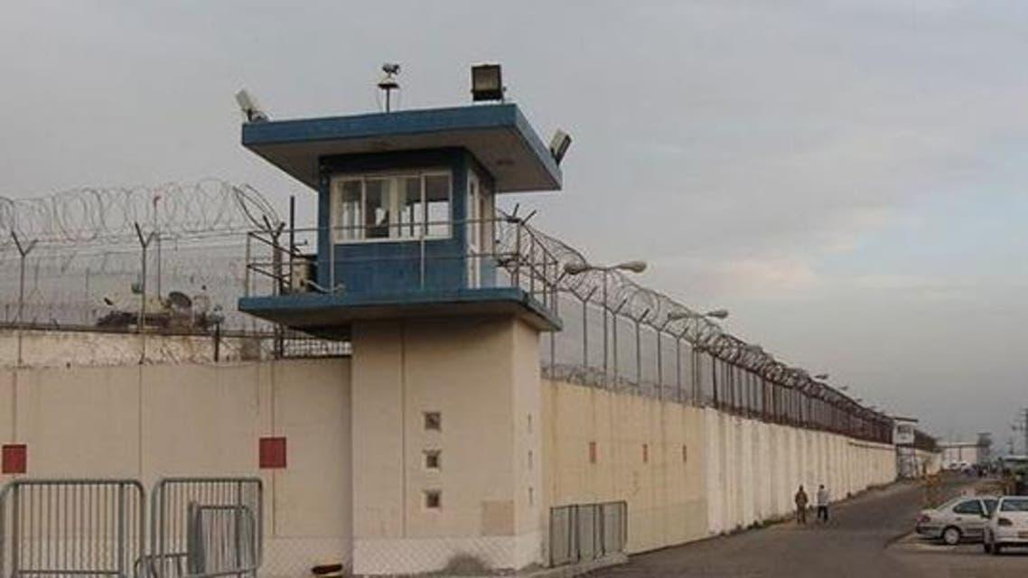 سجن عسقلان