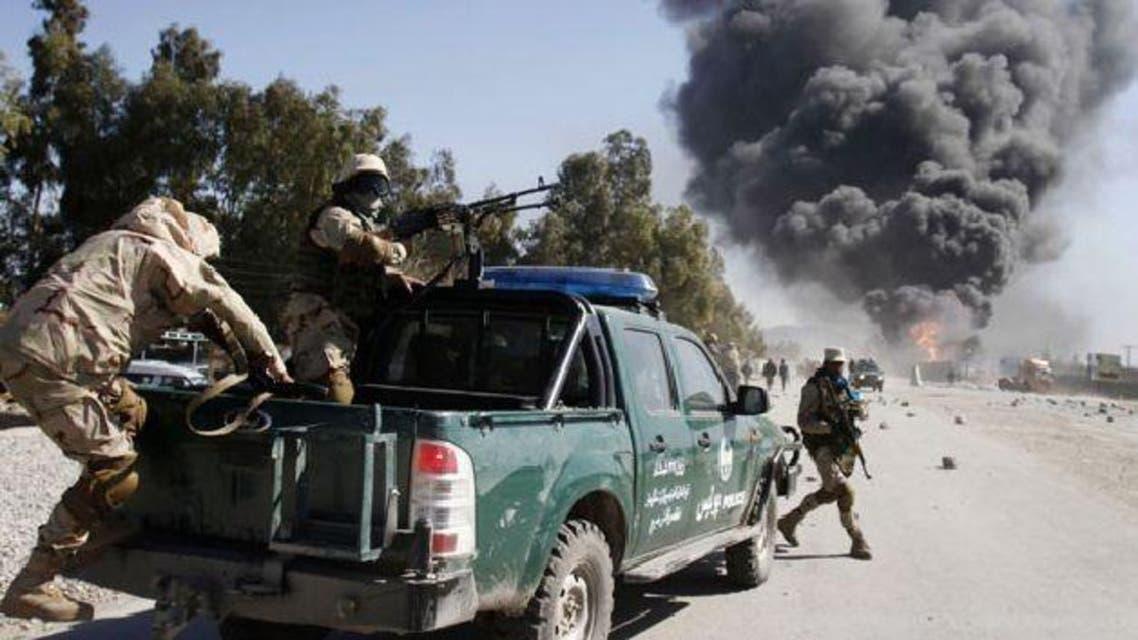 کشته شدن طالبان در غزنی