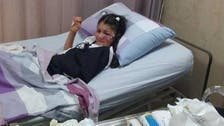 WATCH: Girl miraculously survives fall from carousel in Nablus