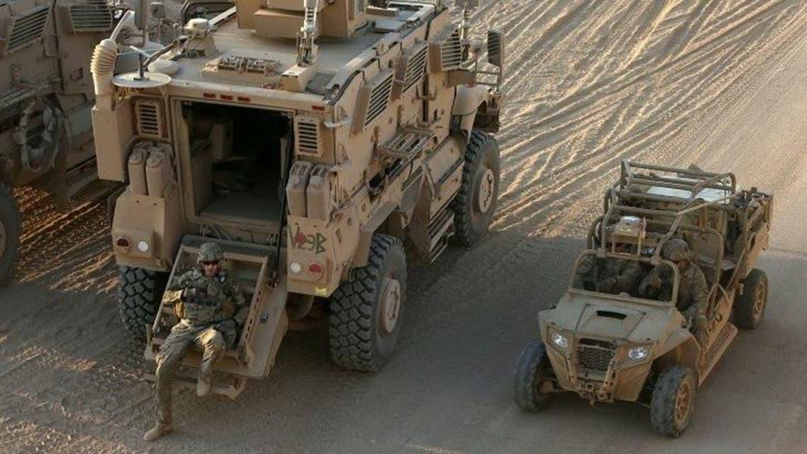 القوات الأميركية في الموصل