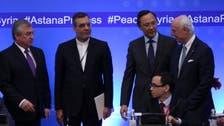 أستانا: واشنطن ترحب بمناطق تخفيف التصعيد وتحذر من إيران