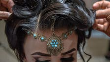 Too much makeup is never enough in Kabul's beauty salons