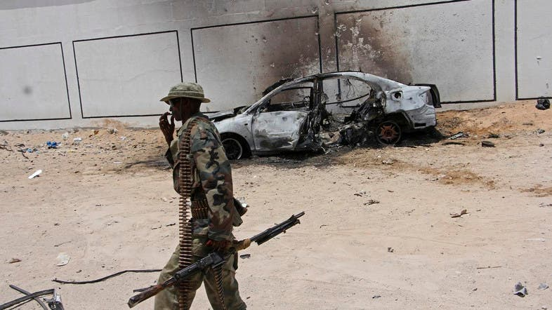 First US casualties in Somalia since 1993 'Black Hawk Down' disaster