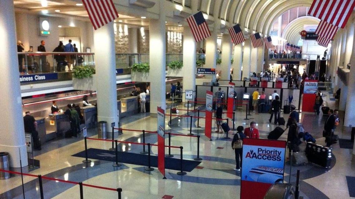 مطارات أميركية
