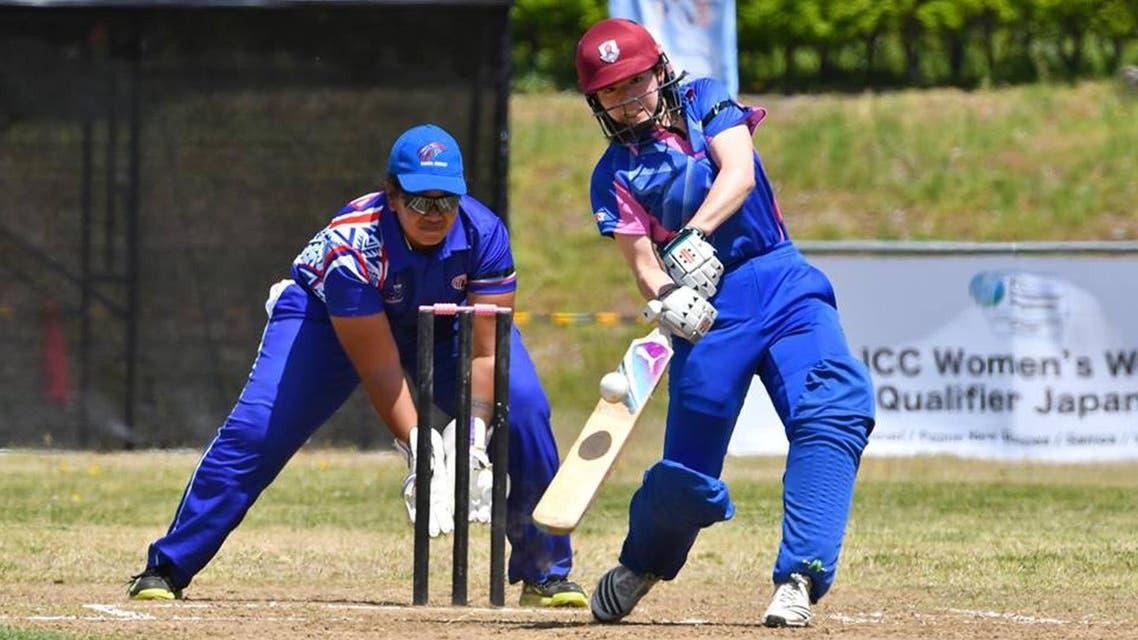 ICC Women's World T20 EAP Qualifier, Day 5, Japan v Samoa