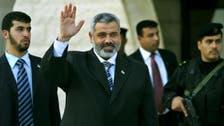 Ex-Gaza chief Haniya elected leader of Hamas