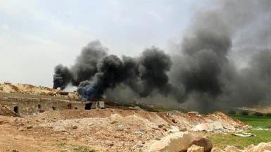 فيديو.. اعتقال عقيد من قوات النظام السوري بكفرنبودة