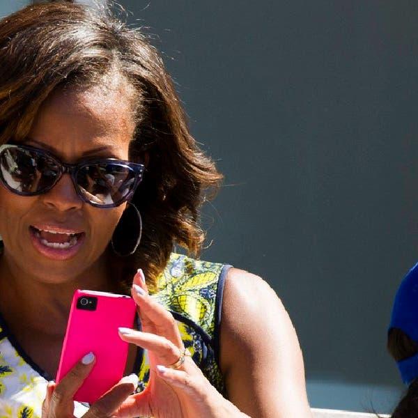 ميشال أوباما في باريس تقدم كتاب مذكّراتها بين الجد والفكاهة