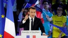 Macron team blasts 'massive hacking attack' on eve of vote