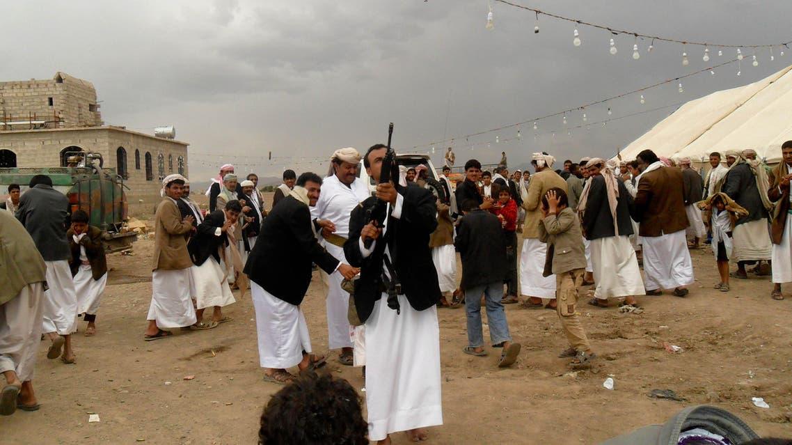 عرس يمني - 1
