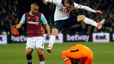 Chelsea path to title eased by Tottenham losing at West Ham