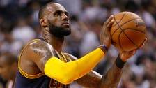 Hard-working LeBron still hungry to add to NBA legacy