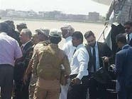 قادماً من الرياض.. محافظ عدن يتسلم مهام عمله