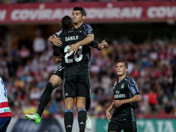 بتشكيلة احتياطية.. ريال مدريد يواصل مطاردة برشلونة