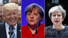 World leaders react to Emmanuel Macron as France's new president