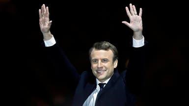رسمياً.. ماكرون رئيساً لفرنسا بنسبة 66,10% من الأصوات