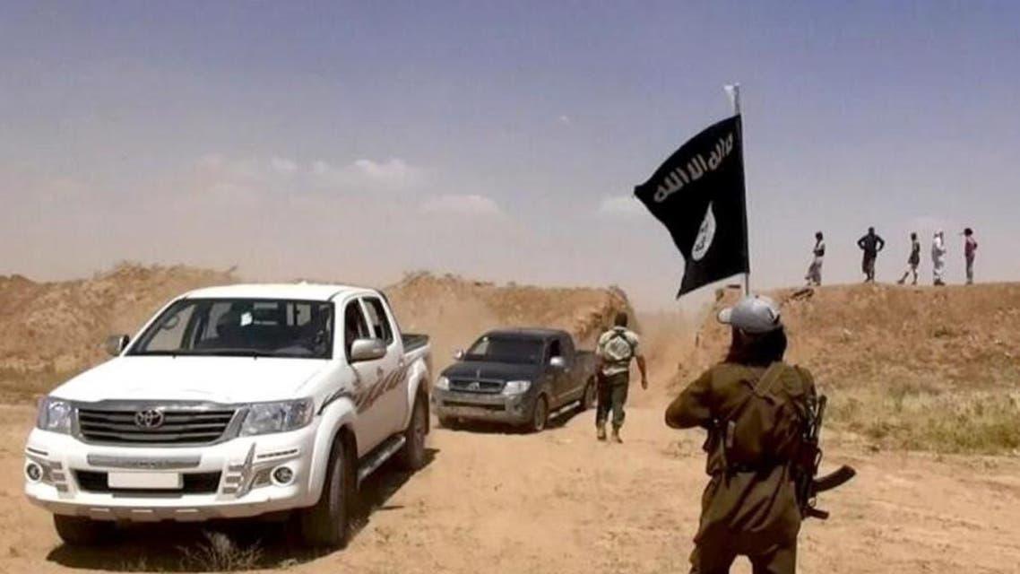 """العراق.. التحالف يعرقل هروب """"داعش"""" إلى سوريا"""