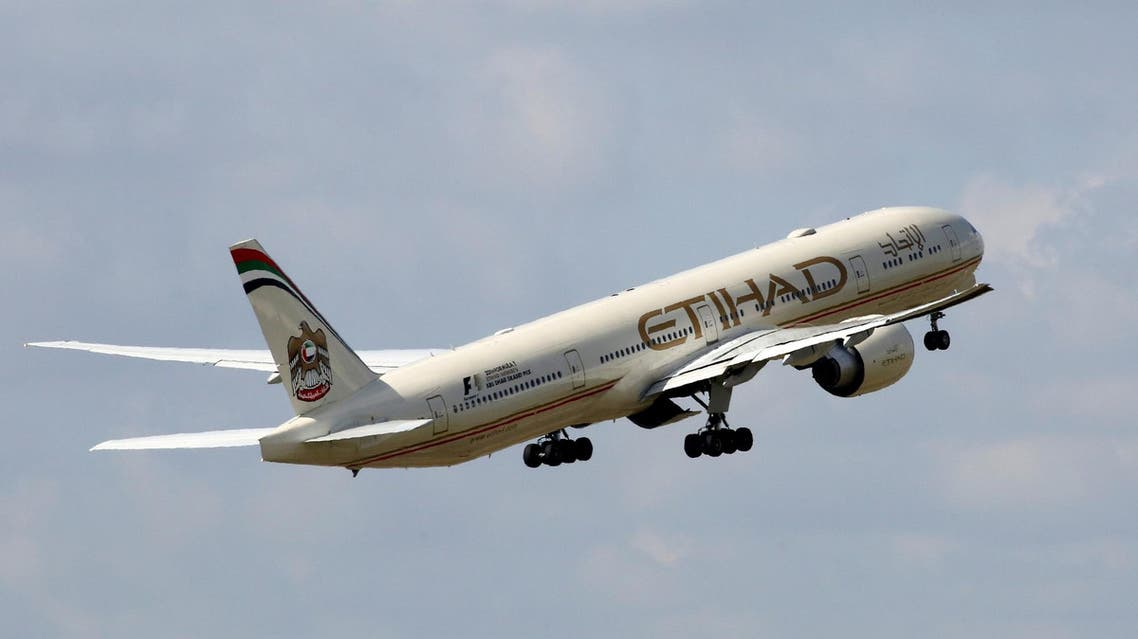 Etihad Airways appoints interim Group CEO. (File Photo: Reuters)