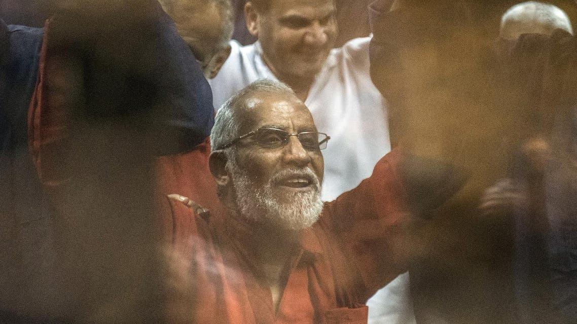 Mohammed Badie AFP