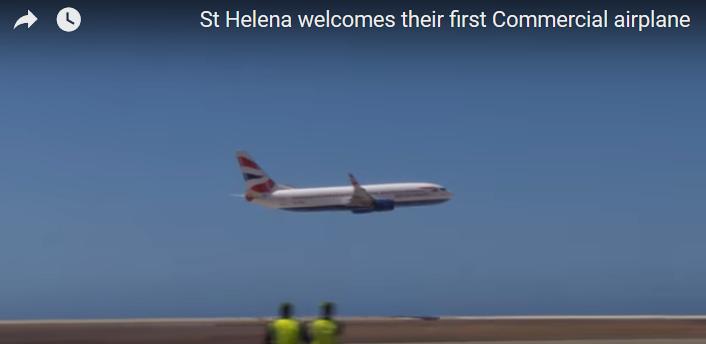 الطيار ينجح أخير في الهبوط