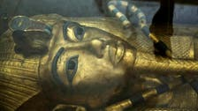 Decade-long makeover of King Tut's tomb nearly completed