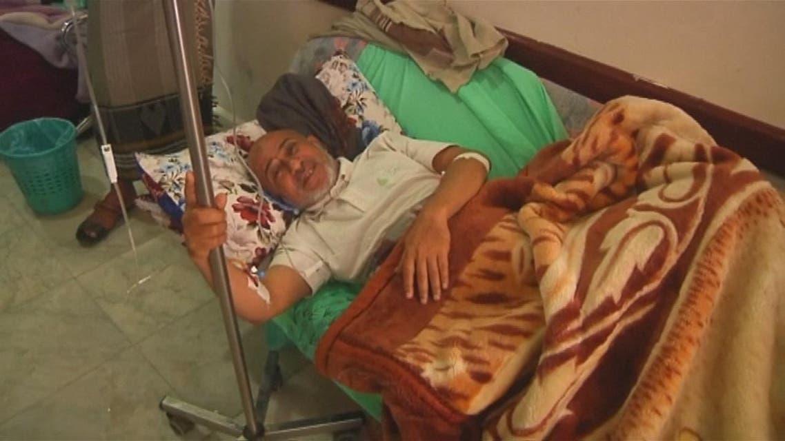 THUMBNAIL_ منظمة الصحة العالمية: تفشي الكوليرا في اليمن يودي بحياة 25 شخصا خلال أسبوع