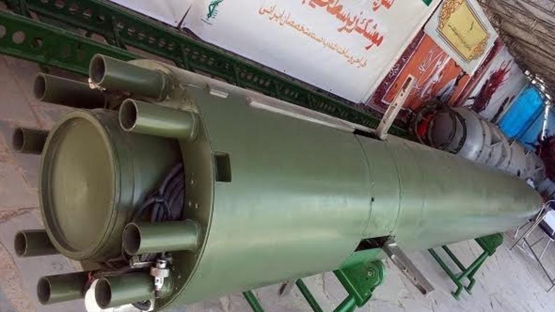 آزمایش اژدر ایران