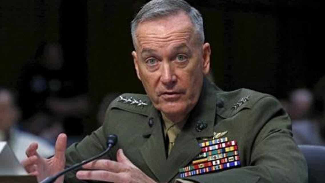 رئيس هيئة الأركان المشتركة في الجيش الأميريكي جوزيف دانفورد