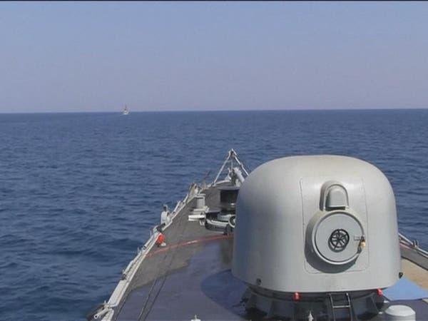 البحرية السعودية ترصد ألغاماً بالقرب من ميناء ميدي