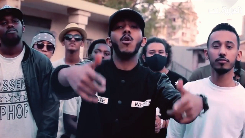 From New York to Jeddah: Rap battles highlight Saudi Arabia's hip-hop scene