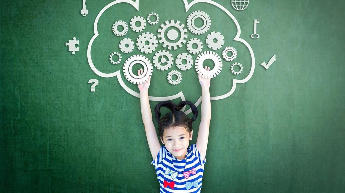 World mental health day awareness campaign idea concept. (Shutterstock)