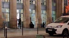إعادة فتح محطة قطارات في باريس بعد إخلائها لأسباب أمنية