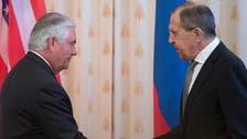 """لافروف يدعو تيلرسون إلى منع """"استفزاز"""" قوات الأسد"""