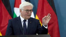 German president: Moving toward Mideast deal 'truly urgent'