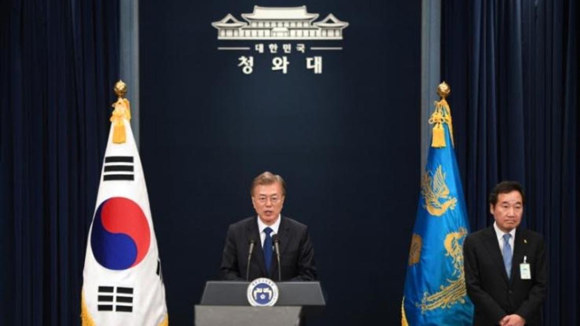 رئیس جمهوری کره