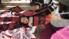'خان شیخون کیمیائی حملہ' بچوں کی کرب ناک موت کے مناظر