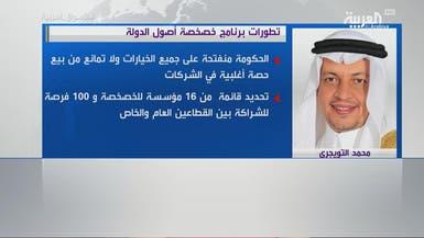4 مؤسسات سعودية بمراحل متقدمة من الخصخصة