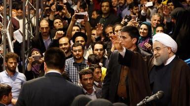 أنصار روحاني يطالبون بإطلاق سراح كروبي وموسوي